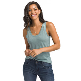 Prana Cozy Up Tank Damen iced aqua heather